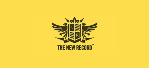 New Record Logo