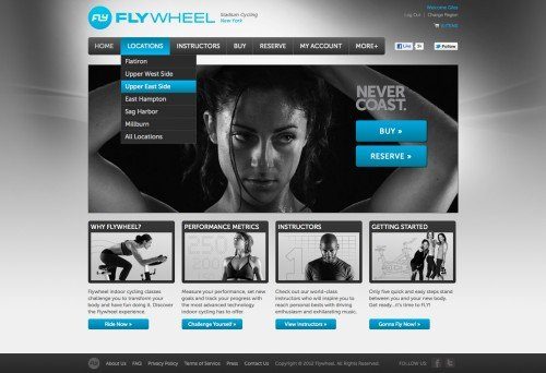Flywheel Home