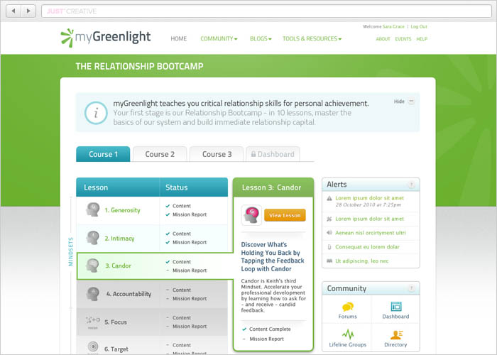 myGreenlight