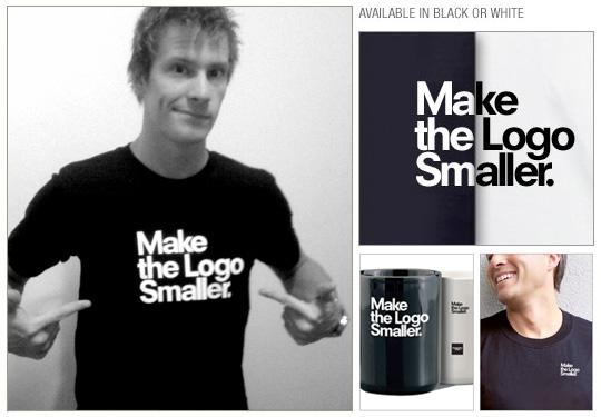 Make The Logo Smaller