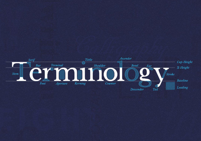 Type Terms: Typography Concepts Guide