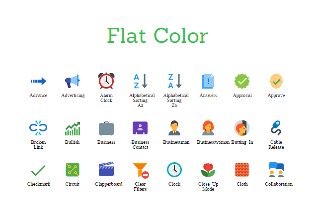 We Love SVG: Google Fonts for Icons