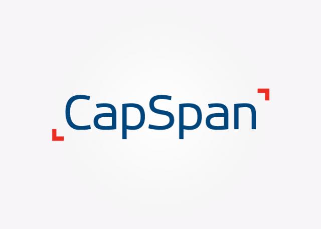 CapSpan Logo