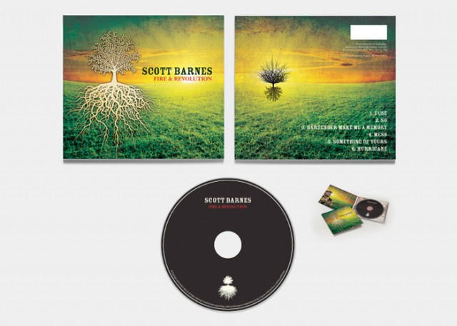Scott Barnes CD