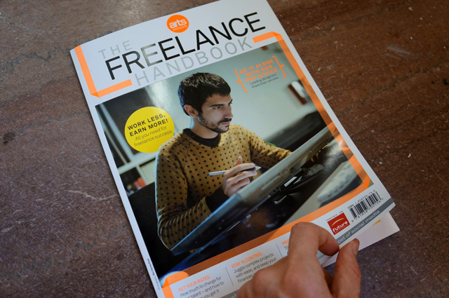 The Freelance Handbook by Computer Arts