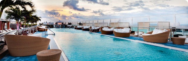 The Perry Rooftop Pool & Bar, South Beach