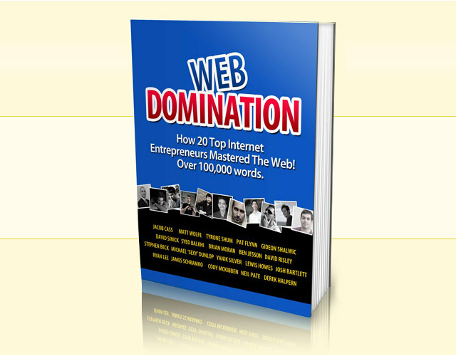 Web Domination eBook