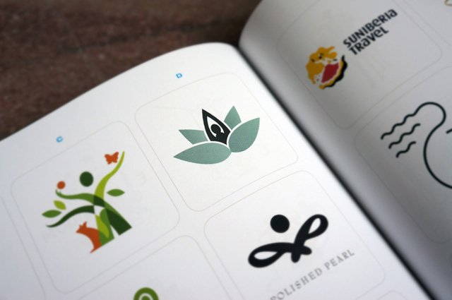 My featured work: Yoga Tripper Logo