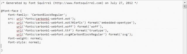 Code Theme