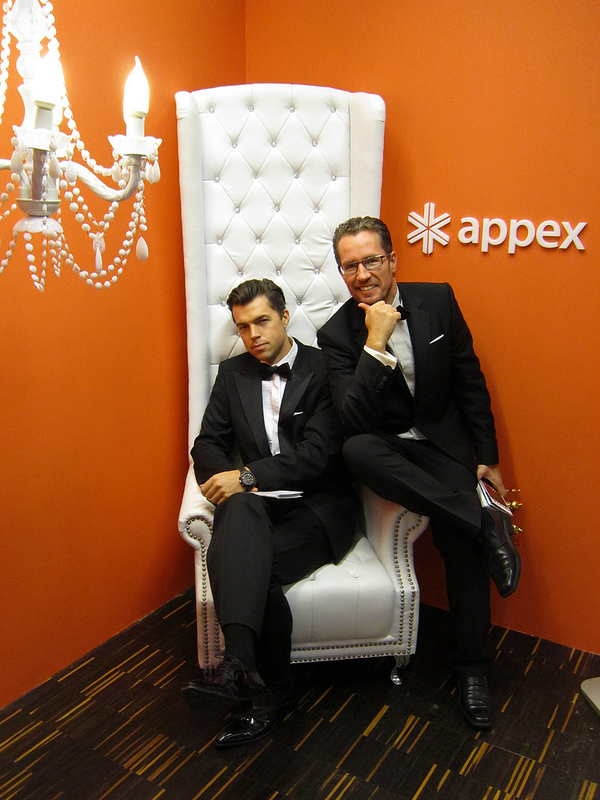 Appex Welcome Chair