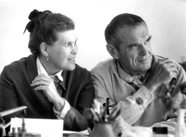 4 lessons to learn from charles and ray eames just creative. Black Bedroom Furniture Sets. Home Design Ideas