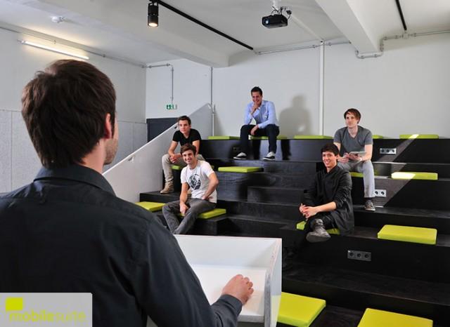 Auditorium Mobilesuite Coworking