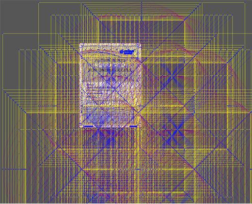 Complex Vector Lines