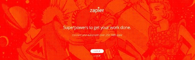 Zapier Design