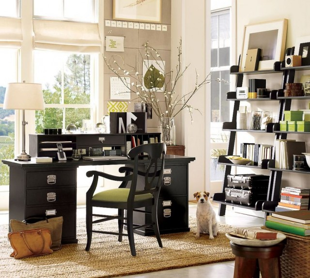 Creative Home Office Ideas: Feng Shui Design Tips & Techniques For Your Office & Life
