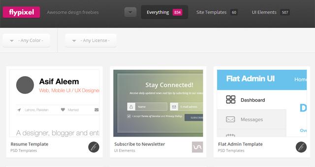 Free Web Design Resources