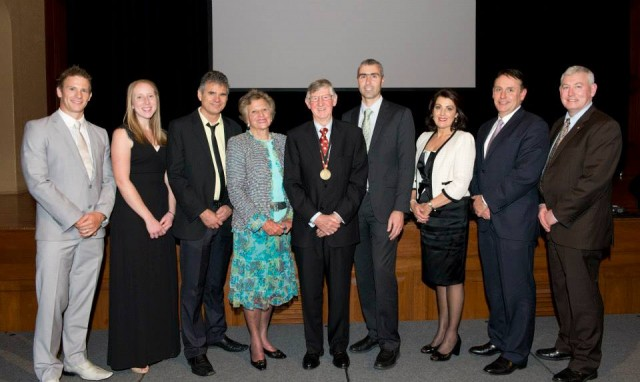 All The Newcastle Alumni Award Winners