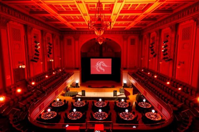 Newcastle Town Hall Alumni Awards Event