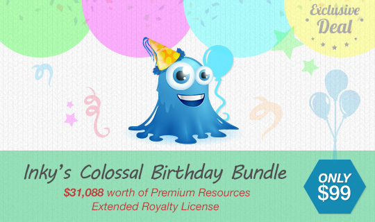 Colossal Birthday Bundle