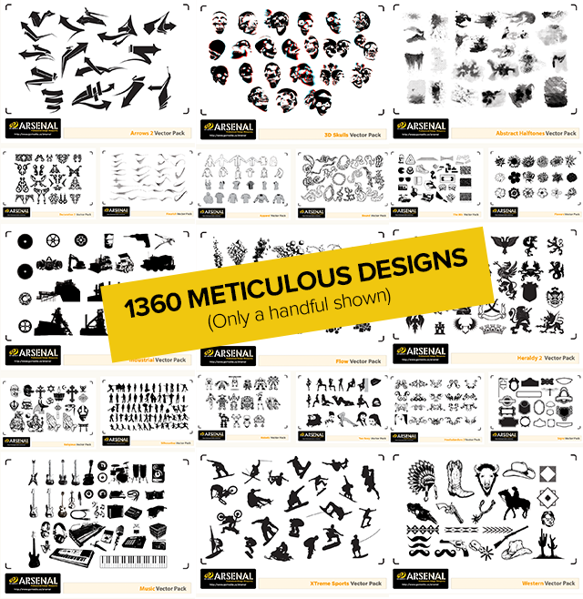 743e96197ca Download Awesome Design Resource Bundles at 80-95% off!