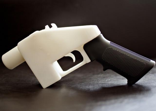 3D Printed Gun - The Liberator