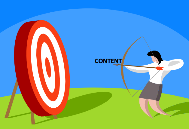 Hit the target with content