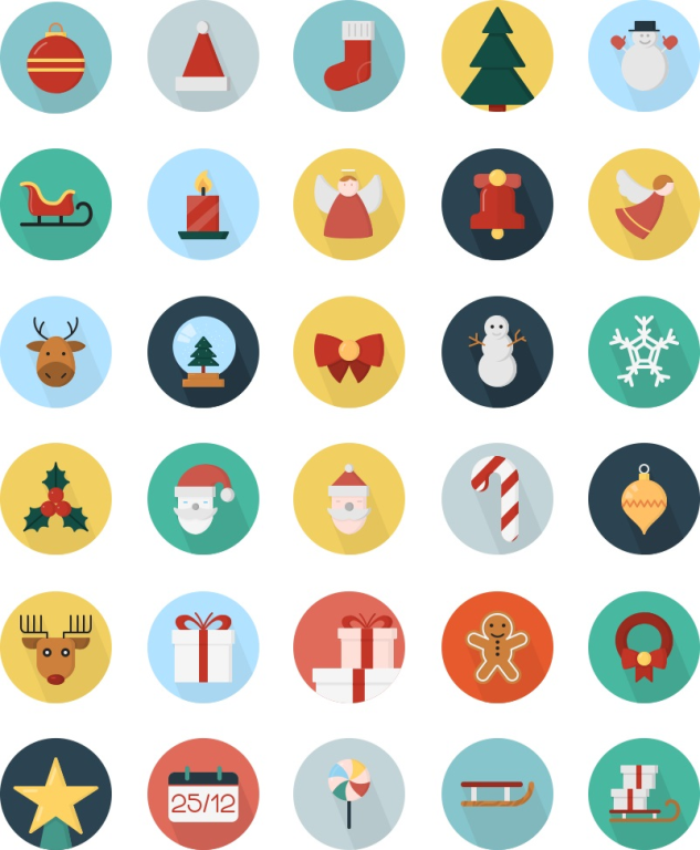 Six FREE Vector Amp PSD Icon Packs More JUST Creative