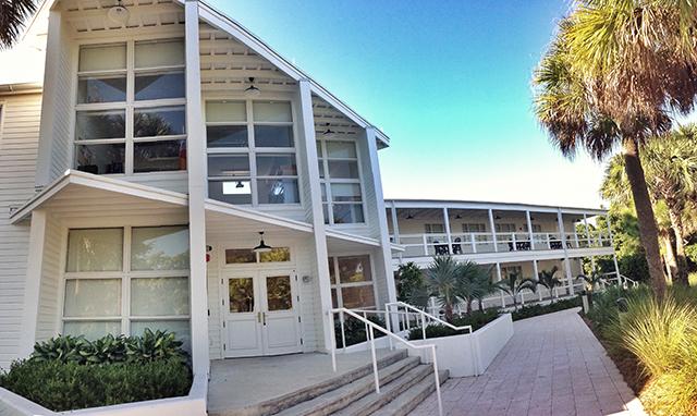 Design School Main Entrance