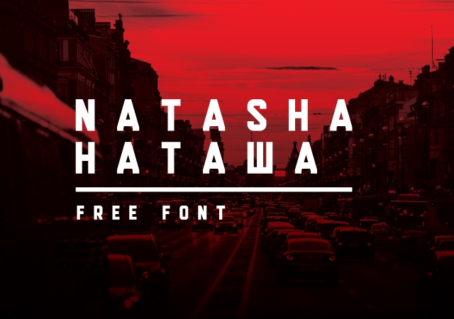 Natasha Free Font