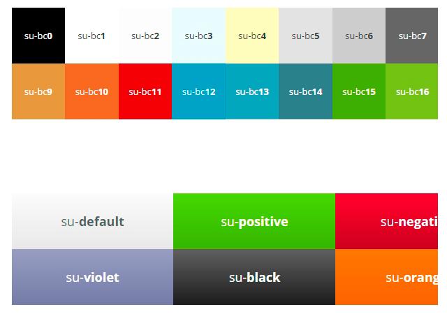 Suave UI Framework