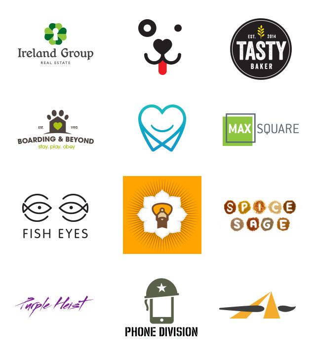 Jacob Casss Logo Lounge Book 9 Selections