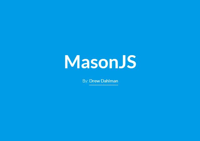 MasonJS