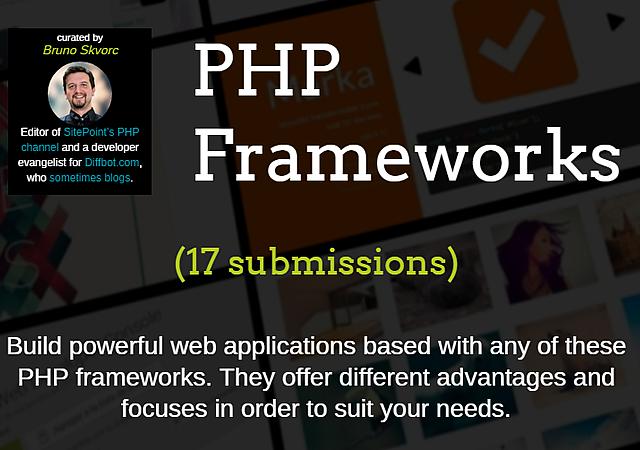 PHP Frameworks Bundle
