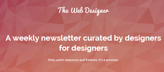 The web designer