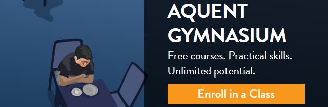 Aquent Gymnasium