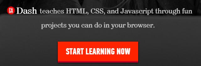 Dash Learn HTML