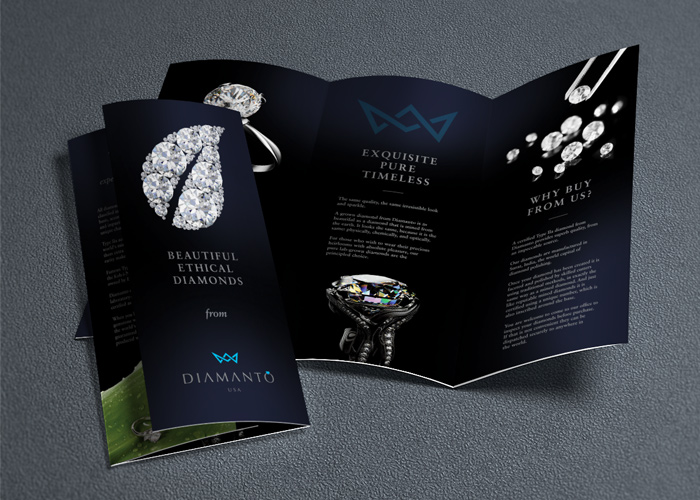 Diamond Tri-Fold Brochure