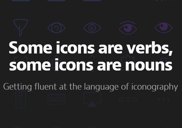 Getting Fluent at the Language of Iconography (Article)