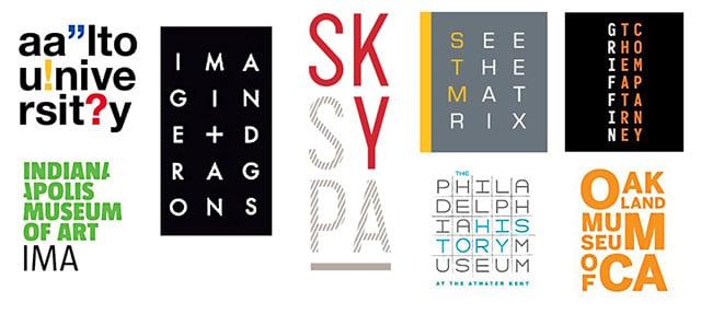 Letterstacking Logos