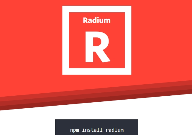 Radium, React Component Styling Library