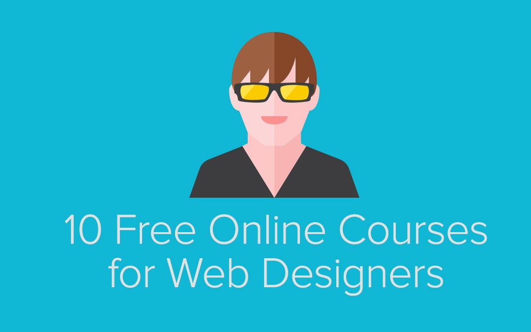 10 best free online courses for web designers just creative web design courses fandeluxe Image collections