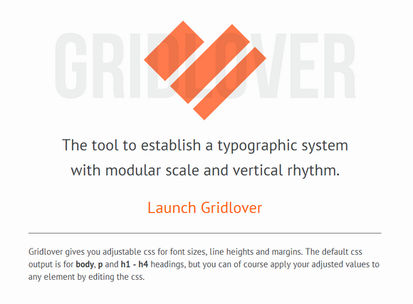 Grid Lover