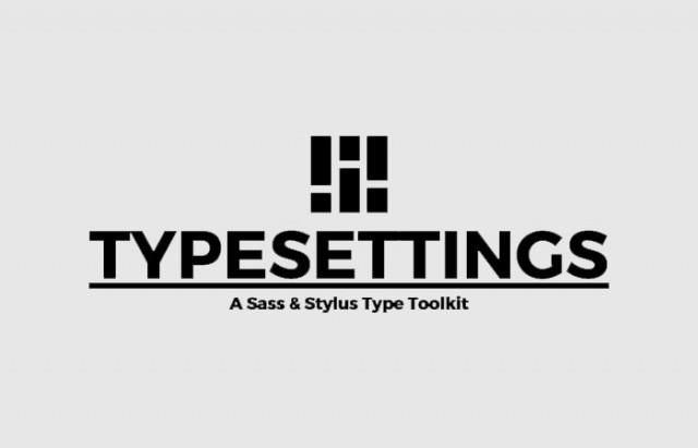 type-settings