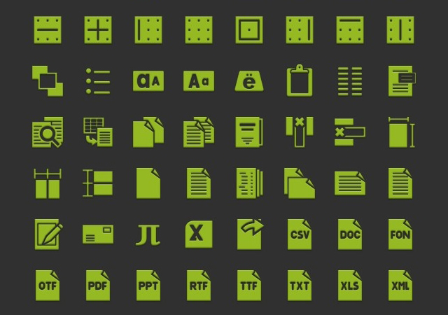 54K  Android Icons for Multiple Purposes