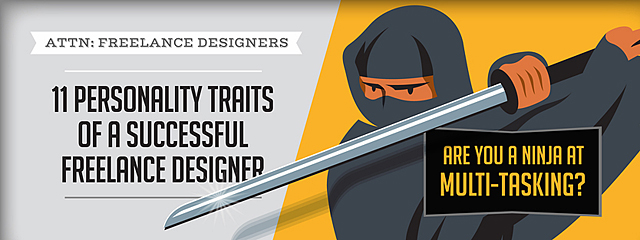 Personality Traits of a Successful Designer