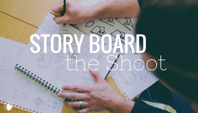 Make a Mood Board and Storyboard to Set Expectations