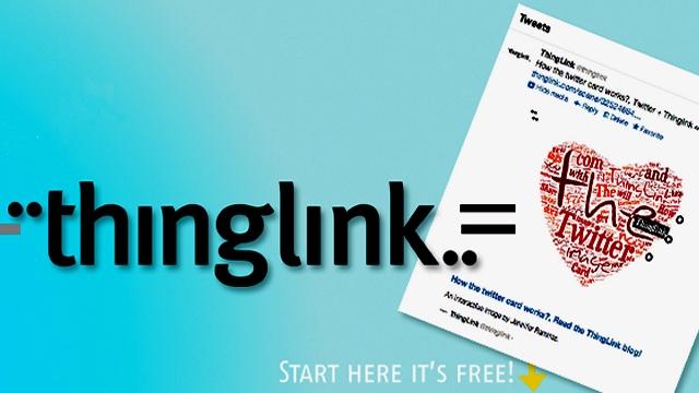 Thinglink screenshot