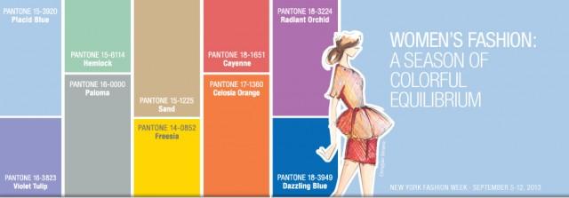 Fashion Colors 2014