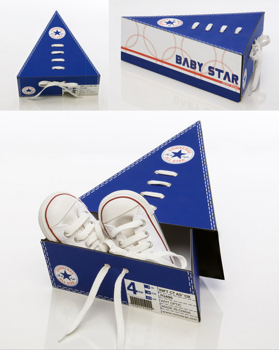 Converse Shoes Packaging