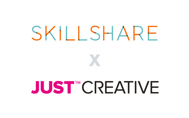 Skillshare x JustCreative